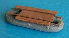 MGM 060-002 1/72 Resin WWII German Rubber Boat Raft