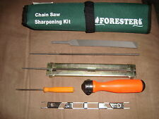 Huge 8 Pc 3/16 Chain Saw Sharpening Kit For Stihl, Husky etc Saws All You Need
