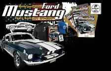 BUILD YOUR OWN FORD MUSTANG Shelby GT 500 Part Work WEEK Issue 32 REAR WHEEL ARC