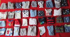 Baby Boys  Clothing Bundle  Age 3-6 mths   lots DISNEY 36 items