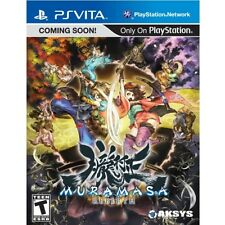 Muramasa Rebirth Game PS Vita Brand New