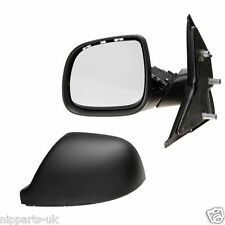 VW VOLKSWAGEN TRANSPORTER 2009-2014 MANUAL DOOR WING MIRROR LH LEFT