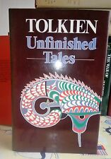 Unfinished Tales of Numenor & Middle-earth - J.R.R. Tolkien 1980 1st/1st edition