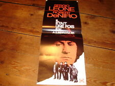 SERGIO LEONE - Once Upon a Time in America !!!!!!RARE FRENCH PROMO CINEMA POSTER