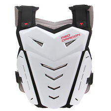 New Adult  Body Armour Motocross Enduro BMX Quad Adjustable Back Protection
