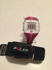 Polar FT4 Heart Rate Monitor Pink  incl. watch, chest strap & sensor