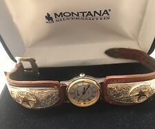 Montana Silversmiths Texas Star Watch