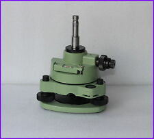 NEW THREE-JAW Green Tribrach & Carrier Adapter with Optical Plummet Fits Prism