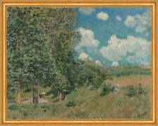 The Road from Versailles to Saint-Germain Alfred Sisley Frankreich B A1 00422
