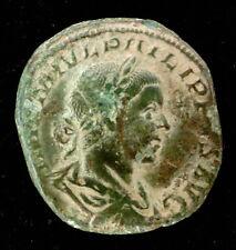 Rome - Philippe II (244-249) - Sesterce PAX AETERNA