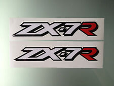 ZX-7R ZX7R Fairing Decals / Stickers (Any Colour)