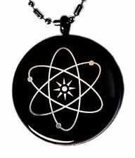 Mineral Science JapaneseTechnology MST Pendant (Black Plating)-Healing ENERGY