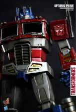 Hot Toys Transformers G1 Optimus Prime Starscream Ver. Action Figure TF 001