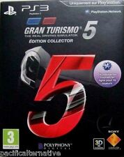 jeu GRAN TURISMO 5 EDITION COLLECTOR sur PS3 playstation 3 francais gt5 NEUF  #1