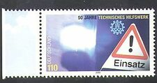 Germany 2000 Disaster Relief/Welfare/Road Sign/Lights/Emblem/Medical 1v (n37114)