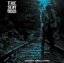 SEXY DRUGS, THE Concrete jungle lovers LP (2013, Riot)