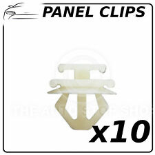 Panel Clip Bodyside Trim Clip Peugeot Range 106/206/306 10 pack Part 1301
