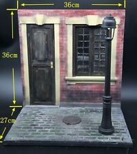 Doll house Room Box 8 ~ Scale 1:6 Pullip Blythe Momoko Monster Barbie Figure