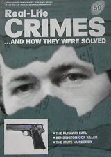 Real-Life Crimes Issue 50 - Lord Lucan the runaway earl, Donald Lang