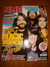 NME 2005 AUG 13  MAGIC NUMBERS OASIS BLUR BABYSHAMBLES