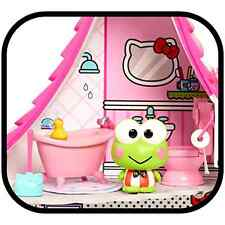 Hello Kitty Doll House Just Play Hobbies Japanese Anime with Furnitures Playset