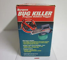 Burgess 1443 Propane Bug Fogger Pest Killer Mosquitos New