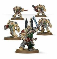 Warhammer 40k Deathwing Terminators x 5 - New on sprue from Dark Vengeance set