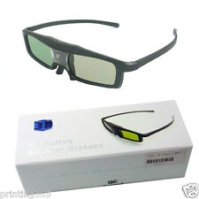 3d activa shutter gafas para Acer ah5360 Sharp 1610hd 1610hd de Dell BenQ mp511