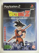 COMPLET jeu DRAGON BALL Z BUDOKAI 1 sur playstation 2 PS2 en francais gioco TBE