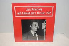 Louis Armstrong With Edmond Hall's All Stars 1947, Alamac QSR2411, SEALED