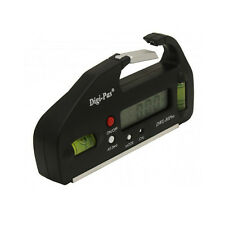 Digi-Pas DWL-80Pro Mini Pocket Size Digital Level Electronic Angle Gauge