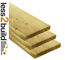 Scaffold Boards New UnBanded 2.4m (8ft)Treated For Longer Life