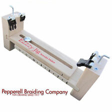 """Peperell 12"""" Ezzzy Paracord Bracelet Making Jig"""