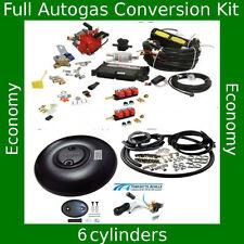 Complete accesorios kit de conversión para 6 cilindros Stag Qmax 184 Kw/250 Cv LPG V