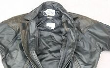 TIBOR WOMEN  LEATHER JACKET Size - S. TAG NO. 20T