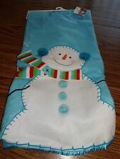 "Snowman 48"" Tree Skirt– Brand New"