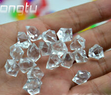 600 Clear Mini Acrylic Ice Crystals Wedding party Table Scatters Decorations New