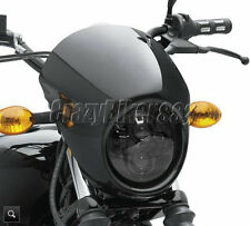 "5-3/4"" Daymaker Projector LED Headlight For Harley Sportster Dyna XL 1200 883"