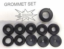 Jeep Willys M38 M38A1 M170 662276K Fire Wall Grommet Set Complete, G503