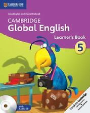 Cambridge Global English Stage 5 Learner's Book with Audio CDs (2) (Cambridge In