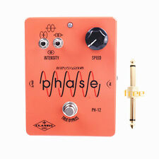1pcs Biyang PH-12 MXR Phase Volume Guitar Effect Pedal Speed Ture Bypass