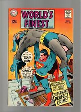 WORLD'S FINEST # 180    ( 1968 )   CLASSIC!  DC COMICS  SHARP COPY!