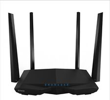 Tenda AC6 Wifi Router English Firmware Dual Band 1200M 11AC Wireless Repeater