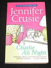 wm* JENNIFER CRUSIE ~ CHARLIE ALL NIGHT