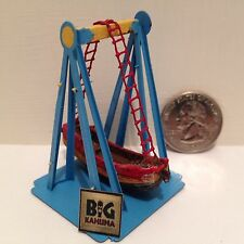 Z Scale BIG KAHUNA (scratch built) for Carnival or Amusement park layout