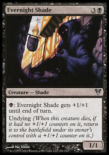MTG 2x EVERNIGHT SHADE - OMBRA DELLA NOTTE ETERNA - AVR - MAGIC