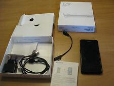 Sony  Xperia Z3 Compact D5803 - 16GB - Schwarz (Ohne Simlock) Smartphone