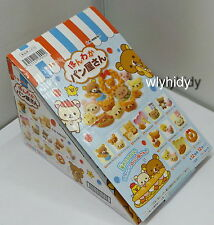 Miniatures San-X Rilakkuma  Bread Box Set - Re-ment