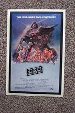 The Empire Strikes Back #3 Lobby Card Movie Poster