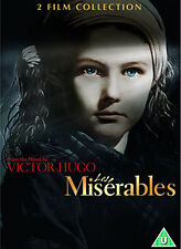 LES MISERABLES (1935) / LES MISERABLES (1952) - DVD - REGION 2 UK